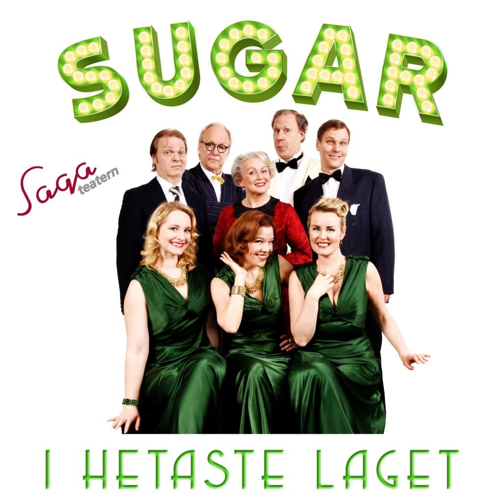 Sugar - hela gänget!